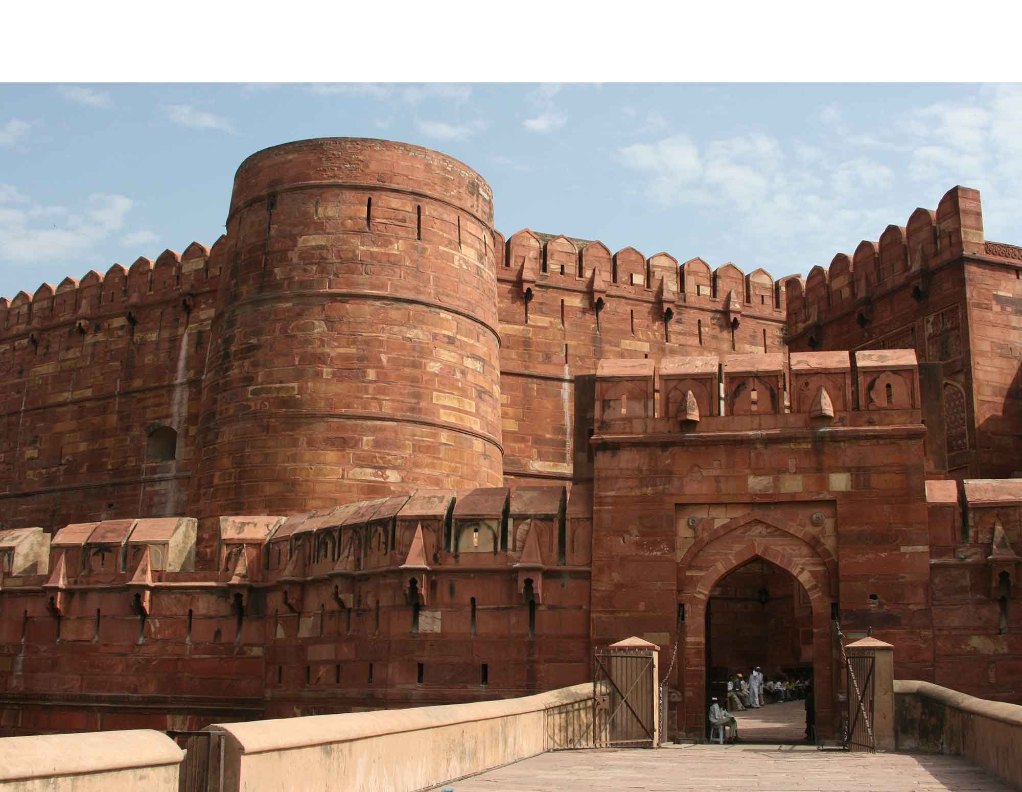 red-Fort, agra